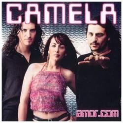 CAMELA - AMOR.COM  (Cd)