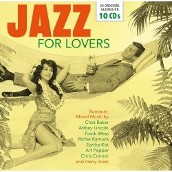 JAZZ FOR LOVERS - VARIOS...