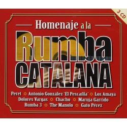 Homenaje A La Rumba...