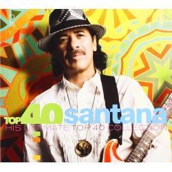 SANTANA - TOP 40 Exitos  (2Cd)