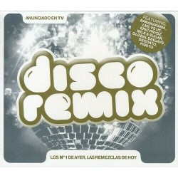 Disco Remix - Varios   (2cd)