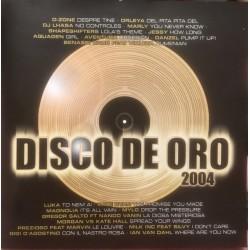 DISCO DE ORO 2004 - VARIOS...