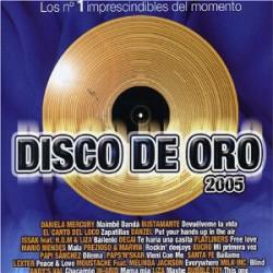 DISCO DE ORO 2005 - VARIOS...