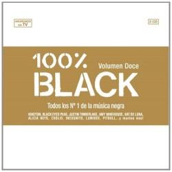 100% BLACK VOL.12 - VARIOS...