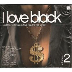 I Love Black Vol.2 - Varios...