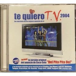TE QUIERO TV 2004 - VARIOS...