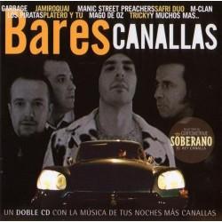 BARES CANALLAS - VARIOS  (2Cd)