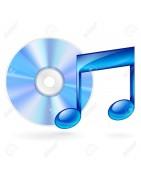 Venta de Cds de Musica por Internet y en Aguadulce Almeria